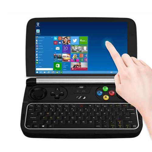 GPD WIN 2 Handheld PC Game Console Windows Tablet - BLACK