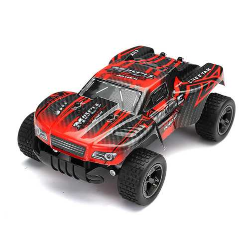 CHENGKEToys 2812B 1/20 2.4G RWD Racing RC Car Brushed Motor Big Foot Off Road Truck Toys