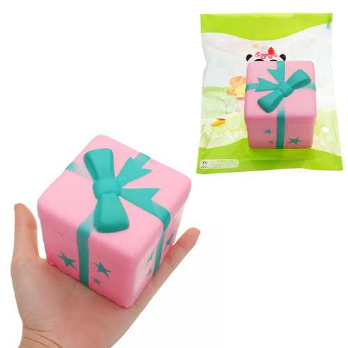 GiggleBread Gift Bread Squishy 7.5*7cm Slow Rising With Packaging Collection Gift Soft Toy