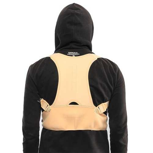 Adjustable Posture Corrector Hunchbacked Lumbar Support