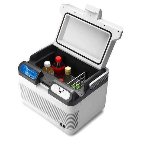 12L Portable Mini Car Refrigerator Camping Home Fridge Cooler & Warmer 12V/240V