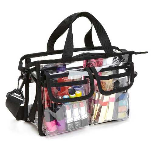 Casual Diaphanous EVA Capacity Wash Storage Bags Travel Bags