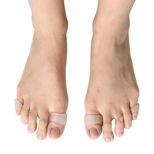 1 Pair Thumb Valgus Orthotics Correct Big Toe Separators