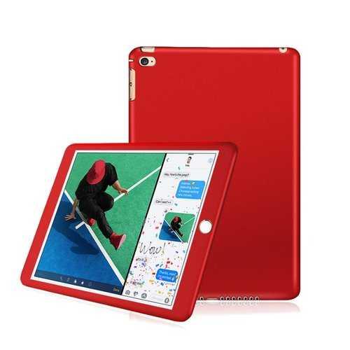 Slim Full Body Anti Fingerprint Tablet Case For iPad Air 2/iPad 6