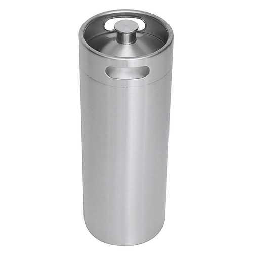 10L Stainless Steel Cast Growler Barrel Beer Wine Making Tools Accessories