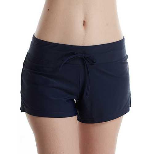 Plus Size Swim Trunks Anti Emptied Beach  Swimwear