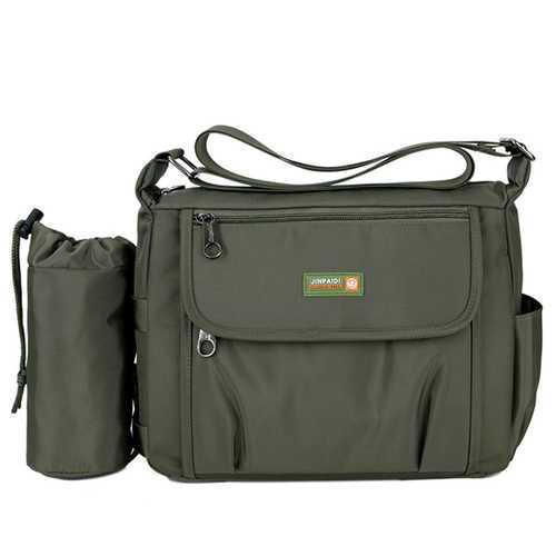 Casual Nylon Messenger Bag For Men