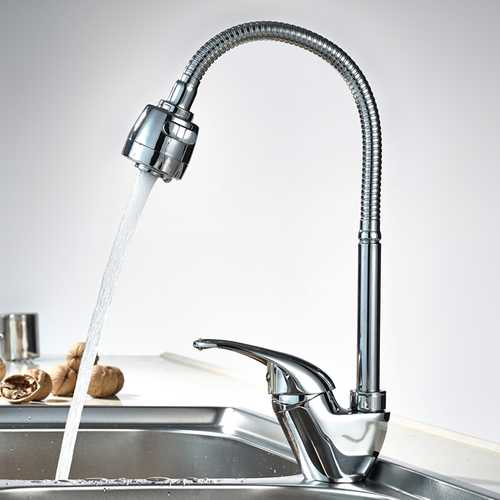 FRAP F4303 High Quality Kitchen Desk Mounted Hot and Cold Single Handle Sink Faucet