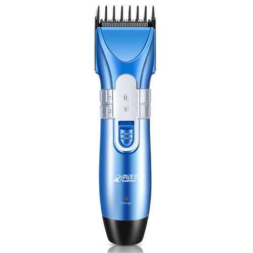 Titanium Haircut Clipper Electric Hair Trimmer Recharge 220V