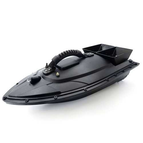 URUAV 2011-5 Generation 50cm Fishing Bait RC Boat 500M Remote Fish Finder 5.4km/h Double Motor Toys