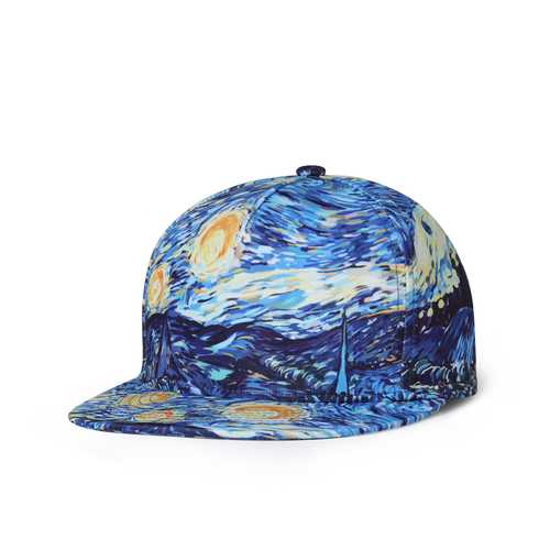 3D Printing Dragon Starry Sky Baseball Caps Sport Dad Hats