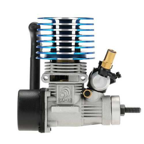 02060 VX 18 2.74CC Pull Starter Engine for 1/10 HSP Nitro Buggy Truck RC Car Parts