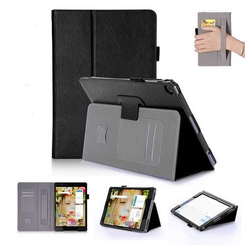 PU Leather Folding Stand Tablet Case Cover For 10 Inch Asus ZenPad 3S Z500M