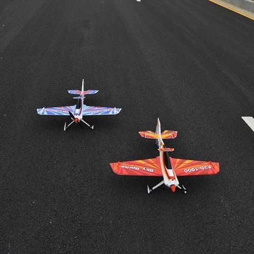 Sky Sprite F3D-1000 1000mm Wingspan EPO 15E 3D Aerobatic RC Airplane KIT