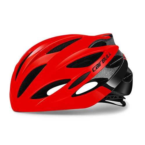 CAIRBULL 58-62CM Ultralight Cycling Bicycle Helmet Sport Outdoor Road Bikes Breathable Helmet Cap