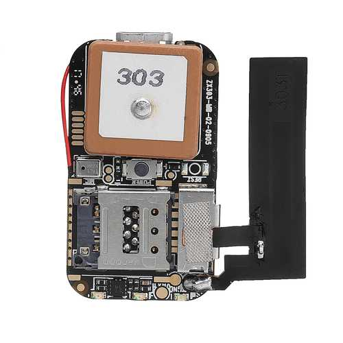 GPS Tracker Positioner Module GPS+AGPS+LBS+WIFI Multiple Locator For Kids Pets