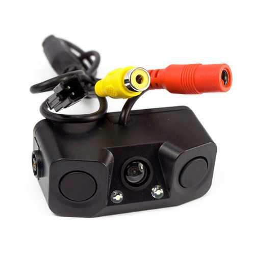 PZ451 Parking Assistance Sensor Backup Rear View Camera Reverse Car Radar Detector