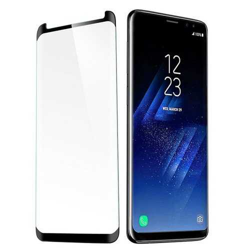 Bakeey 3D Full Adhesive Case Friendly Tempered Glass Screen Protector For Samsung Galaxy S9/S9 Plus