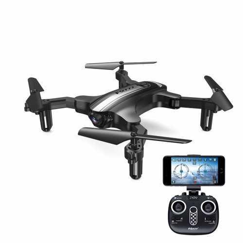 FQ777 FQ31W WIFI FPV With 0.3MP Camera Altitude Hode Foldable RC Drone Quadcopter RTF