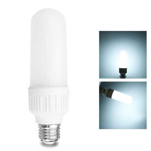 16W E27 2835 SMD 1400LM Pure White LED Corn Light Bulb Energy Saving Bright Lamp AC 220V