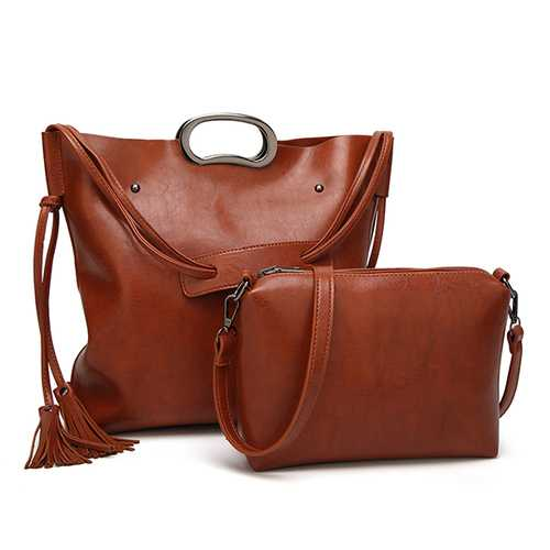 2pcs Composite Bag Fashion Women Bags