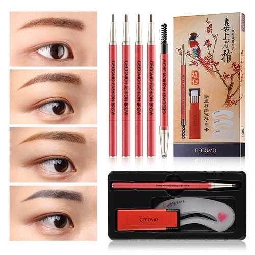 Eyebrow Pen Refill Eyebrow Stencils
