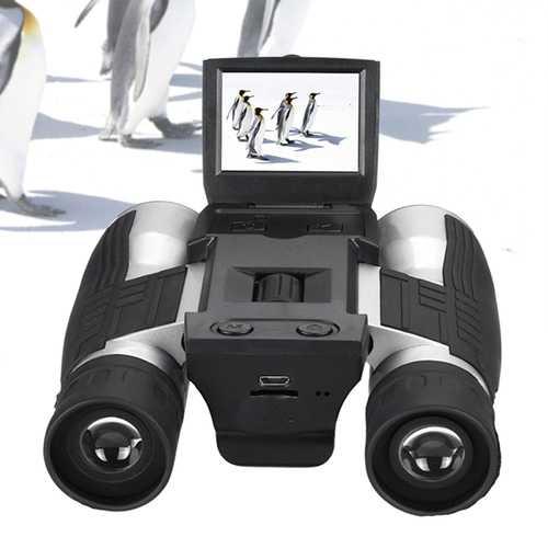 12x32 HD Digital Camera Telescope Binoculars Video With Display Screen