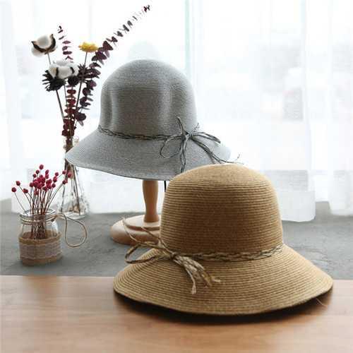 Breathable Bucket Hat Sun Sunscreen Outdoor Hats Beach Cap