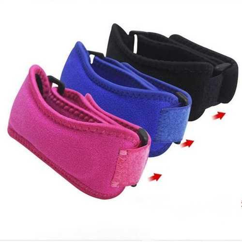 Adjustable Elastic Sports Knee Support Brace Protective Belt