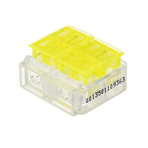 4Pin Wire Connector Flame Retardant Terminal Block Electric Cable Connector