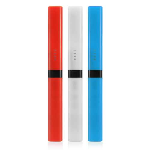 Red/White/Blue 5V/2A 1.75mm 0.7mm Nozzle Low Temperature 3D Printing Pen For Children