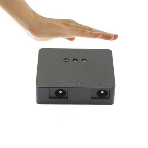 DC5-24V 5A 60W Hand Wave Infrared Sensor Control Light Switch for LED Strip Light