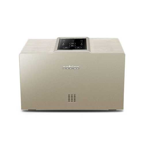 Nobico J021 Negative Ion Generator Air Purifier Dual-core Filter Air Purifier Sterilizer For Home