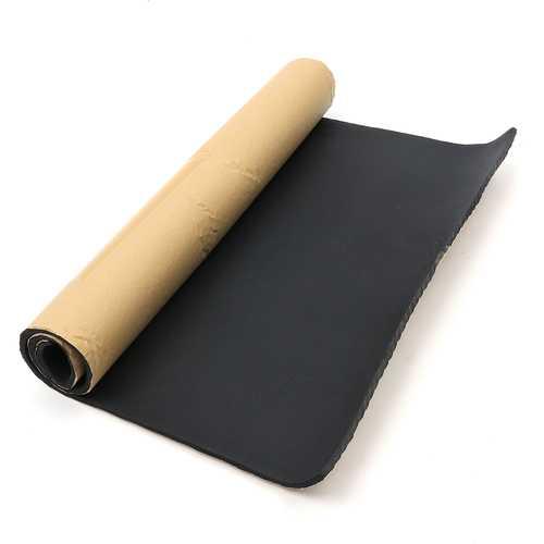 Sound Soundproof Foam Deadener Heat Shield Insulation Deadening Material Mat