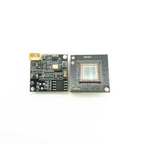 1/3 CMOS 1200TVL FPV Mini Camera Board Chip PAL/NTSC DC 5V-12V Without Lens For FPV Camera RC Drone