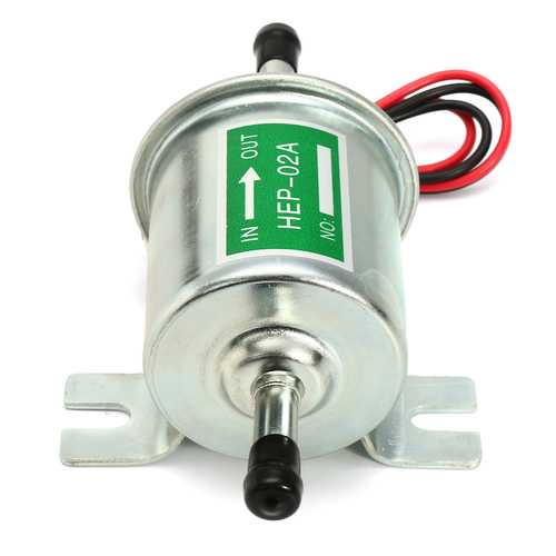 12V Fuel Pump HEP-02A PRO Diesel Gasoline Petrol Electric Low Pressure Universal