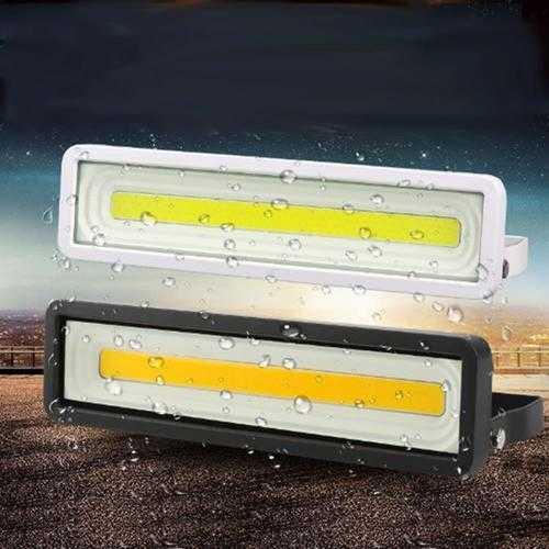 50W COB LED Flood Light Waterproof IP65 Spotlight Outdoor Garden Lamp AC190-220V