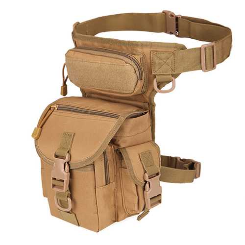 Outdoor Tactical Waist Bag Crossbody Bag