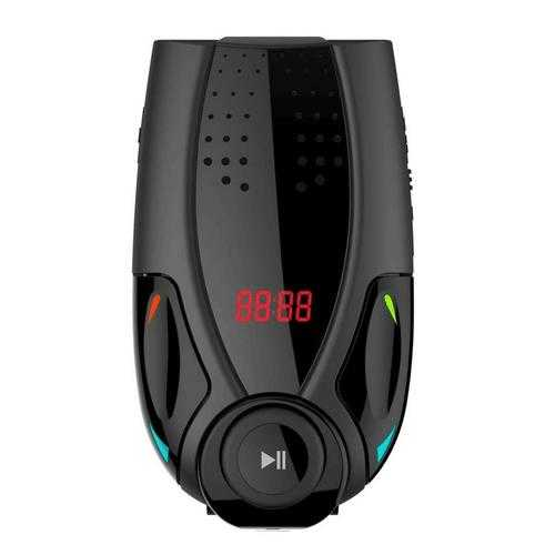 BT69 Sun Visor Car Bluetooth Handsfree Phone 4.0 Version Bluetooth Receiver Bluetooth MP3