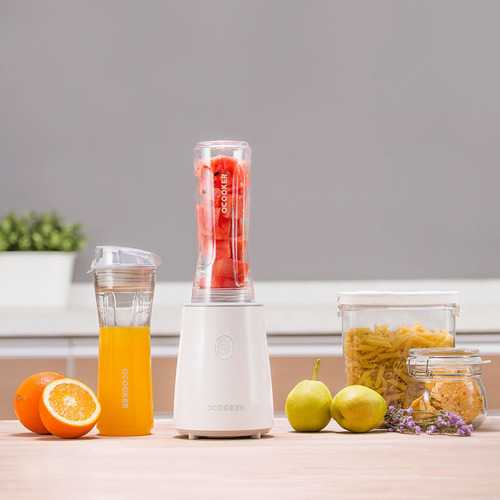Ocooker CD-BL02 Electric Juicer Vegetables Blender Maker Juice Extractor Baby Food Milkshake Mixer From Xiaomi Youpin