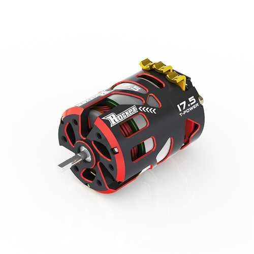 Surpass Hobby V4S Rocket Stock Spec Brushless 2 Sensor 10.5T 13.5T 21.5T 17.5T RC Car Motor Part