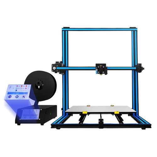 TRONXY® X3SA-400 Aluminium 3D Printer 400*400*420mm Printing Size With 3.5inch Touch Screen/Auto-leveling/Rusume Printing/Filament Run Out Detection/Dual Z-axis Lead Screw