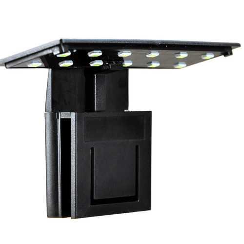 220V 5W Super Slim LED Aquarium Light Fish Tank 5730 LED Light Aquatic Plant Grow Light Waterproof