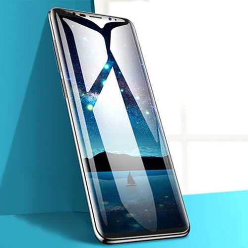 Bakeey 0.2mm 4D Curved Edge Tempered Glass Screen Protector for Samsung Galaxy S8 Plus