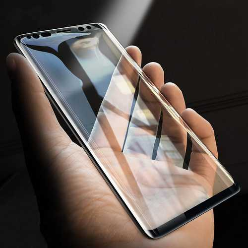Bakeey 0.2mm 4D Curved Edge Tempered Glass Screen Protector for Samsung Galaxy Note 8