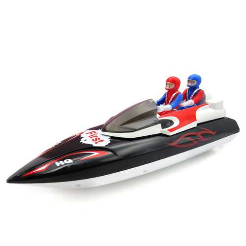 Flytec 2011-15B 24CM 40MHZ 4CH 10KM/H High Speed Racing RC Boat