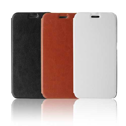 Bakeey Flip PU Leather With Stand Protective Case for Nubia M2