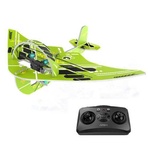 APEX M23K Airplane DIY 2 in 1 Glider 2.4G RC Drone Quadcopter RTF