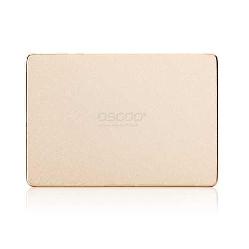 OSCOO 240G 2.5 inch SATA 3 6Gbps Internal SSD Solid State Drive Hard Drive Hard Disk
