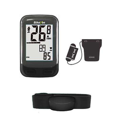 Bikevee  BKV-3600H 25 Functions Wireless Waterproof High-class 2.4G With Cadence HRT Bike Computer